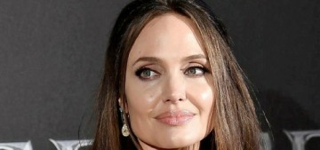 Angelina Jolie is very picky about men: 'I've been alone for a long time now'