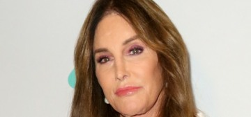 Caitlyn Jenner was too lazy, dumb & defeatist to vote in the 2020 election