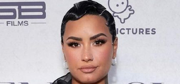 Demi Lovato has an alien investigation show coming to Peacock