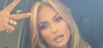 Jennifer Lopez flew to Miami without Ben, but she's 'open' to getting back with him