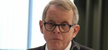 Ohio Gov. Mike DeWine is doing a $1 million lottery to get people vaccinated