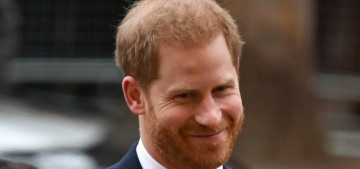 Prince Harry on the 'Armchair Expert' pod: 'Living here now I can actually lift my head'