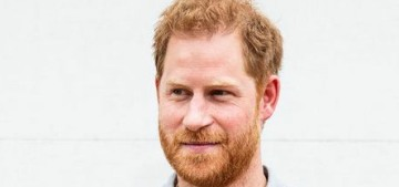 Prince Harry: I've 'seen how this whole thing works & I don't want to be part of this'