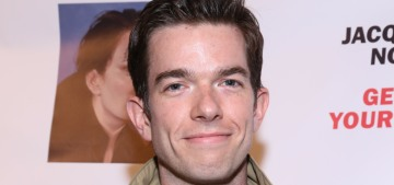 John Mulaney has a new girlfriend just three months after filing for divorce & rehab