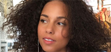Alicia Keys on meditation: 'Your relationship with everything changes'