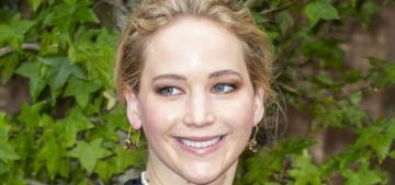Jennifer Lawrence learned of Bennifer's revival live on a podcast, she was thrilled