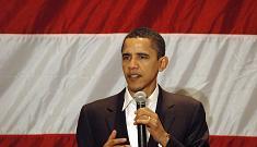 Brad Pitt rejected by Barack Obama