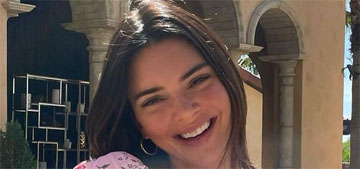 Kendall Jenner: Most of my social media anxiety is the overwhelmingness of it