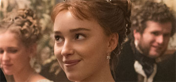 Phoebe Dynevor on Bridgerton: 'Their sexual evolution was important to the story'