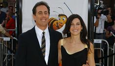 """Jerry Seinfeld says other cookbook writer is a """"wacko"""""""