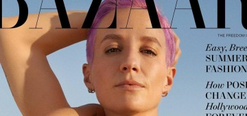 Megan Rapinoe: 'One of the greatest gifts I've been given is to be gay'