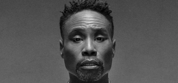 Billy Porter reveals he's HIV positive: 'I have lived with that shame in silence'