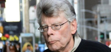 Stephen King on 'cancel culture': 'You're going to be held accountable for what you say'