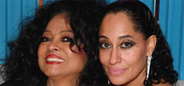 Tracee Ellis Ross: My mom would wake up Wednesdays with a hot comb on the stove