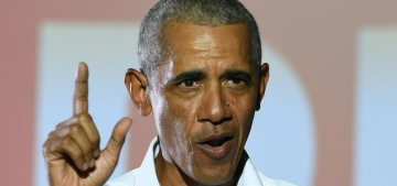 Barack Obama privately called Donald Trump a madman and a 'racist, sexist pig'