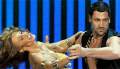 Maksim Chmerkovskiy and Karina Smirnoff's screaming match before Emmys