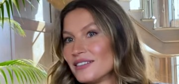 Gisele Bundchen: 'I feel better at 40 than I felt at 30, I can tell you that much'