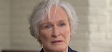 Glenn Close on mental health: there are millions of other families going through it