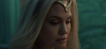 Marvel drops the full-length trailer for 'The Eternals,' aka Marvel's Ancient Aliens