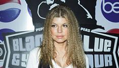 """""""Fergie got attacked by 1987 hair"""" links"""