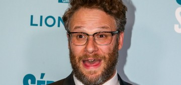 Seth Rogen on cancel culture: 'If you've made a joke that's aged terribly, accept it'