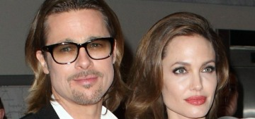 Angelina Jolie says her divorce judge refused to allow the Jolie-Pitt kids to testify