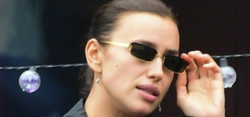 There's a rumor going around that Kanye West & Irina Shayk are happening?