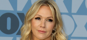 Jennie Garth: 90210 taught me to be competitive with other women
