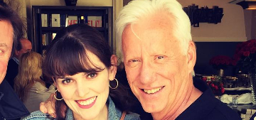 James Woods, 74, is likely engaged to his 32 year old girlfriend