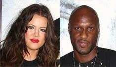 Khloe Kardashian & Lamar Odom will marry this Sunday