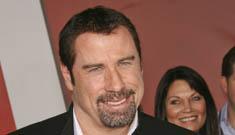 John Travolta in Bahamas as key witness in $25 million extortion trial