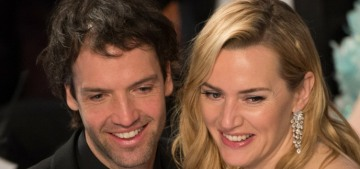 Kate Winslet on her husband: He's 'the superhot, superhuman stay-at-home dad'