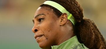 Serena Williams on Naomi Osaka: 'I think she's doing the best she can'