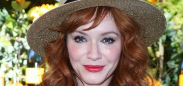 Christina Hendricks: No one would give a crap about me if not for 'Mad Men'
