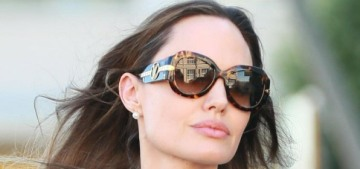 Us: Angelina Jolie 'will never forgive' Brad Pitt for the judge's custody ruling