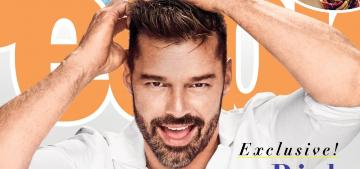 Ricky Martin: 'I'm super socially awkward but know I'm socially awkward'