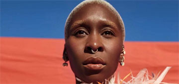 Cynthia Erivo: 'Usually there are no Black makeup artists on a set'