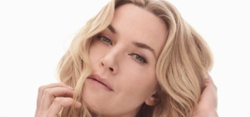 Kate Winslet: Women were unified during the pandemic by going makeup-free