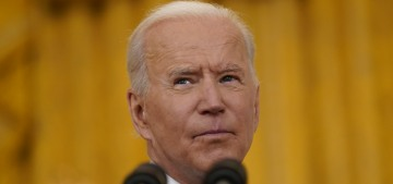 Pres. Biden's 'understated manner ought to commend him in royal circles'
