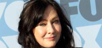 Shannen Doherty: it's hard to relate to female characters with Botox, plastic surgery