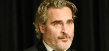 Joaquin Phoenix: 'I'm not going to impose' my veganism on my son River