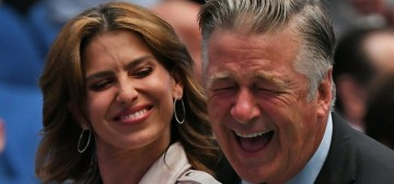Alec & Hilaria Baldwin are starting a parenting podcast called 'What's One More'