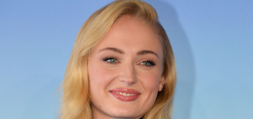Sophie Turner: 'Time isn't straight and neither am I'