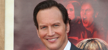 Patrick Wilson: If there is something otherworldly, it's not necessarily bad