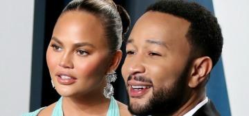 John Legend's friends urge him to dump Chrissy Teigen after her bullying drama