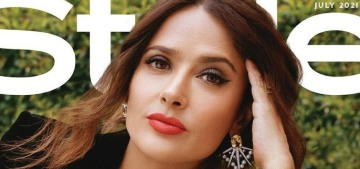 Salma Hayek on expectations at 53: 'As you get older, you're expected not to age'