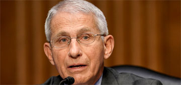 Dr. Fauci warns of coronavirus Delta variant possibly spreading in the US