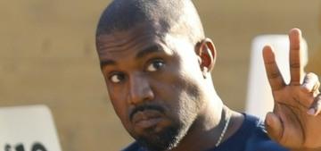 Kanye West & Irina Shayk were '100% romantically together' in France