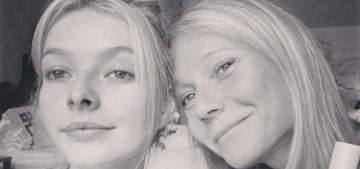 Gwyneth Paltrow & daughter Apple get piercings every year on Apple's birthday
