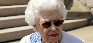 Richard Kay: Maybe Queen Elizabeth is hard of hearing & she misheard 'Lilibet'?